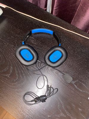 Turtle Beach Recon 50P Stereo Gaming Headset- Black/Blue for Sale in Union, NJ