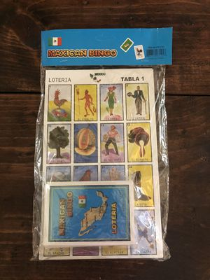 Loteria Game 10 Board Set for Sale in San Antonio, TX