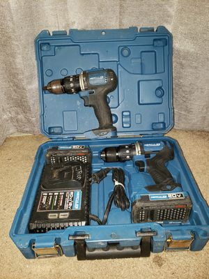 Hercules hammer drill kit for Sale in Haverhill, MA
