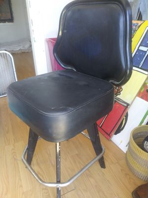 Casino bar style swiveling stool for Sale in Fresno, CA