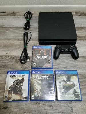 🚩 Ps4 Playstation 4 Slim Bundle Price 🚩 for Sale in Tempe, AZ