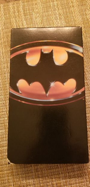 Batman vhs for Sale in South Windsor, CT