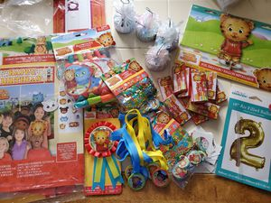 Daniel Tiger Party Supplies for Sale in Niederwald, TX