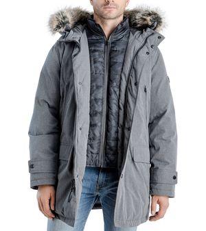 ($375) MICHAEL Michael Kors Men's Hooded Bib Snorkel Parka (Size medium) for Sale in North Andover, MA