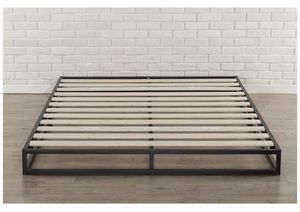 "New 6""h QUEEN size platform bed frame for Sale in Upper Arlington, OH"