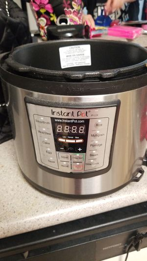 Instant Pot Lux60 Parts for Sale in Kissimmee, FL