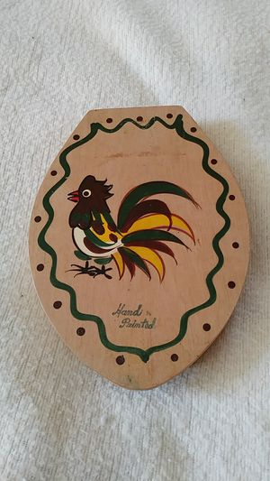 Vintage wooden hamburger press for Sale in Stoughton, MA