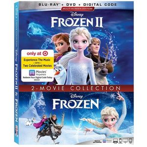 Frozen and frozen 2 Bluray for Sale in Costa Mesa, CA