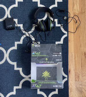 Turtle beach headset for Sale in Bethesda, MD