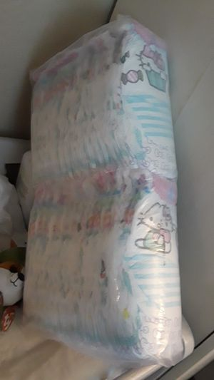 Size 3t-4t diaper pullups Pampers Easy Ups for Sale in San Diego, CA
