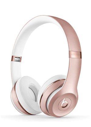 Beats Solo3 Wireless On-Ear Headphones - Rose Gold (Latest Model) for Sale in Phoenix, AZ