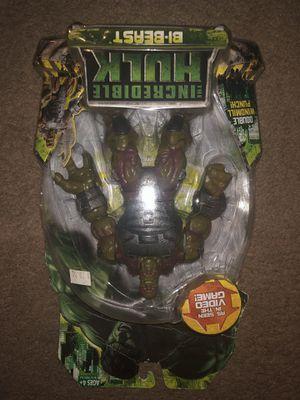 Hulk Bi-Beast Movie Figure for Sale in Columbus, OH