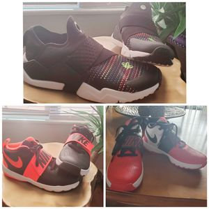 Nike shoe bundle huarache team Hustle for Sale in Groveport, OH