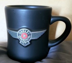 Harley Diner Fat Boy Mug & 2 matching shots for Sale in Glendale Heights, IL