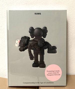 Kaws Companionship Book for Sale in Los Angeles, CA