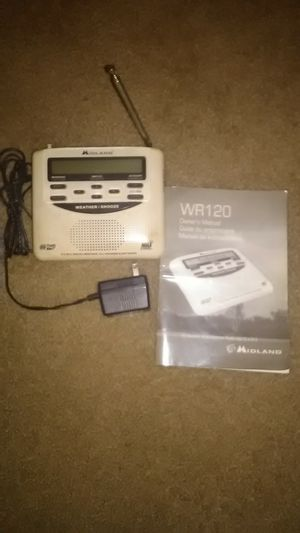 Weather radio for Sale in Smyrna, TN