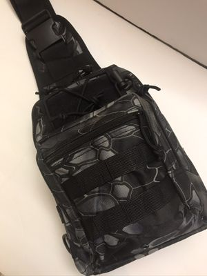Black Army Style Tactical Camouflage Bag for Sale in San Francisco, CA