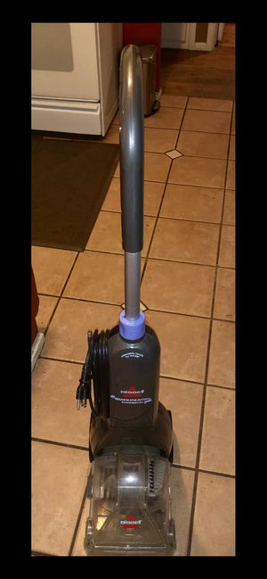 Bissell quick steamer power brush pet carpet cleaner for Sale in Sandy, UT
