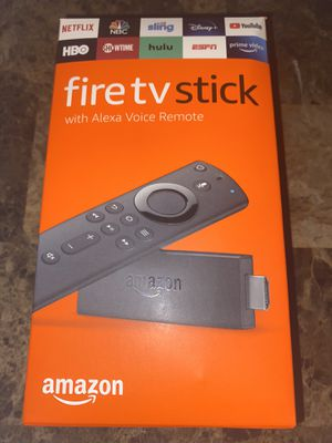 Amazon Firestick for Sale in Dearborn, MI
