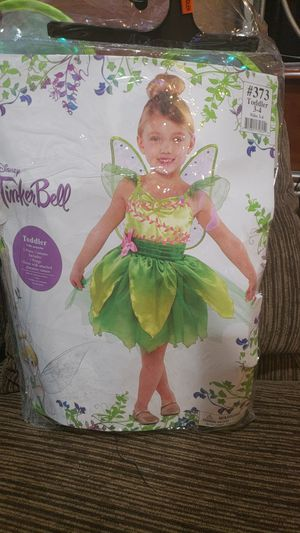 2 Tinkerbell costumes for Sale in Perris, CA