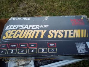 Schlager keeper plus security system for Sale in Maynardville, TN