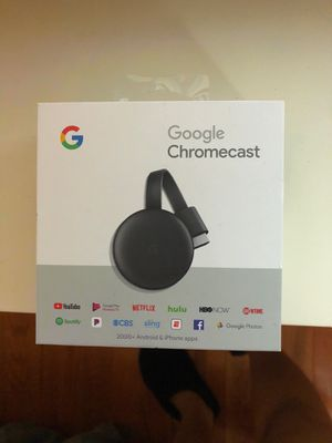 Google Chromecast for Sale in Brandywine, MD