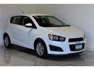 2015 Chevrolet Sonic for Sale in Escondido, CA