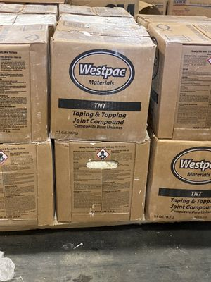 Westpac TNT and Westpac Wall board joint tape for Sale in Riverside, CA
