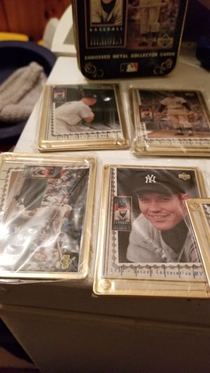 Avon vintage baseball cards Micky mantle for Sale in Kutztown, PA