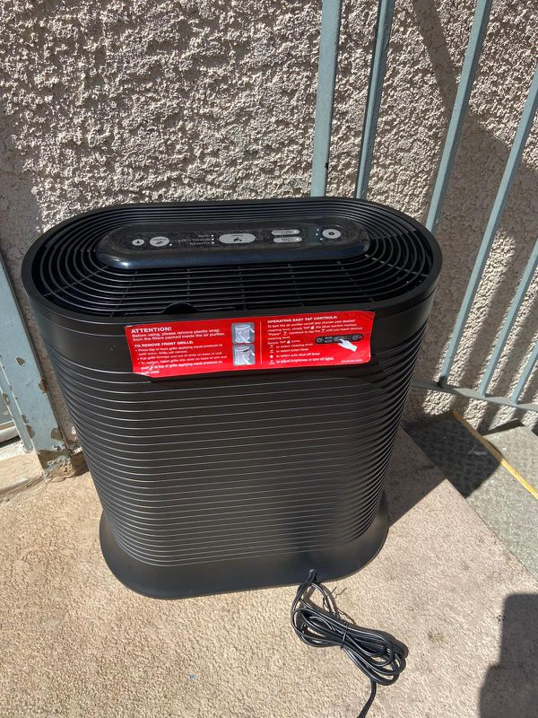 Honeywell True HEPA 310 sq. ft. Allergen Remover Doctor's Choice Air Purifier HA202BHD NEW NO BOX