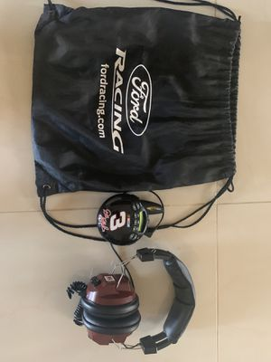 Race scanner / head phones special edition for Sale for sale  Tamarac, FL