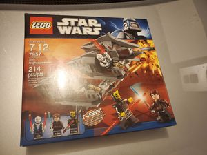 Lego Sith Nightspeeder Set for Sale in Vancouver, WA