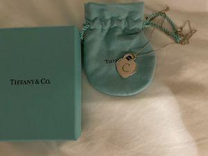 Tiffany & Co. initial C pendant for Sale in Hialeah, FL