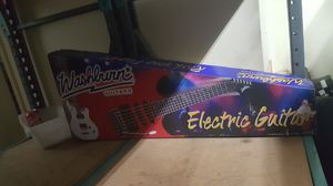 Washburn X Series Pro Electric Guitar for Sale in Baltimore, MD