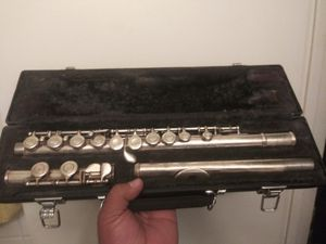 Yamaha YFL225S Flute Nippon Gakki Flute YFL 225S for Sale in Irving, TX