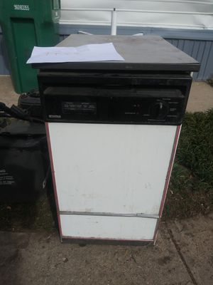 Free heavy duty portable dishwasher. Missing wheels. for Sale in Evergreen, CO