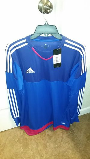 6b1036136 Adidas Goalkeeper Jersey for Sale in Modesto