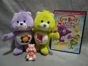 Care bears movie & Plush Toy for Sale in Oklahoma City, OK