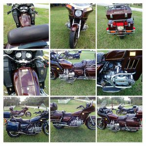 Both $1600 Both $1600 Brown GW 1983 GL 1100 LOW miles, cleanGW 1981 GL 1100 LOW miles, clean$1600 Must see to appreciate. ALWAYS Stored indoors for Sale in Alva, FL