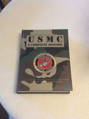 """""""USMC a Complete History"""" by Colonel Jon T. Hoffman, USMCR. NWOTs for Sale in Fresno, CA"""