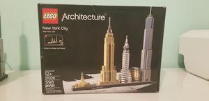 Lego Architecture New York city for Sale in Lake Stevens, WA