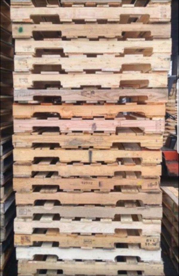 Wood pallets for sale new $10.00 each delivered for Sale ...