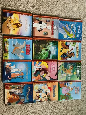 Disney classic storybooks for Sale in Manchester, CT