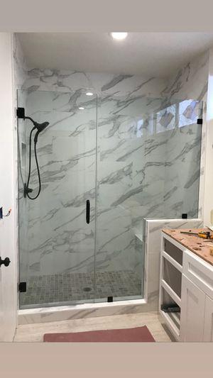 🚿🚿🚿Frameless glass shower doors🚿🚿🚿 for Sale in CTY OF CMMRCE, CA