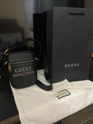 Authentic Gucci Messenger Bag for Sale in Riverside, CA