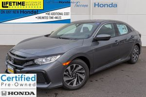 2018 Honda Civic Hatchback for Sale in Tacoma, WA