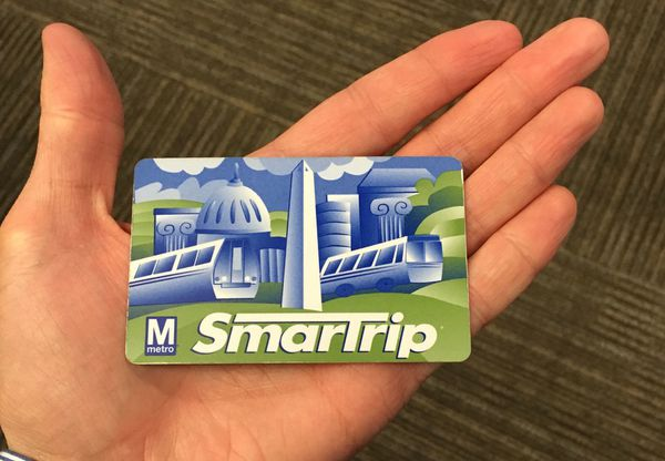 SMART TRIP CARD