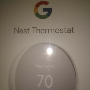 Google Nest Thermostat New In Box for Sale in Las Vegas, NV
