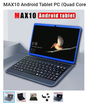 MAX10 Android Tablet PC (Quad Core) for Sale in Norcross, GA