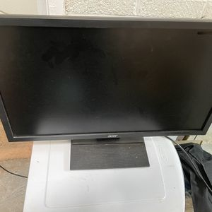2x Acer V246HL Monitors for Sale in Salisbury, NC